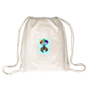 Old Logo - Drawstring Backpack